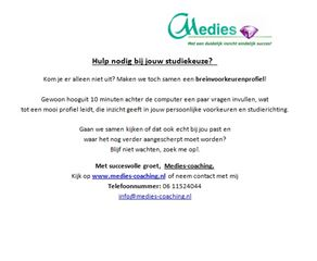 Medies Coaching en Advies in Deventer foto 2